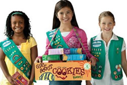 Girl Scout Party Packages