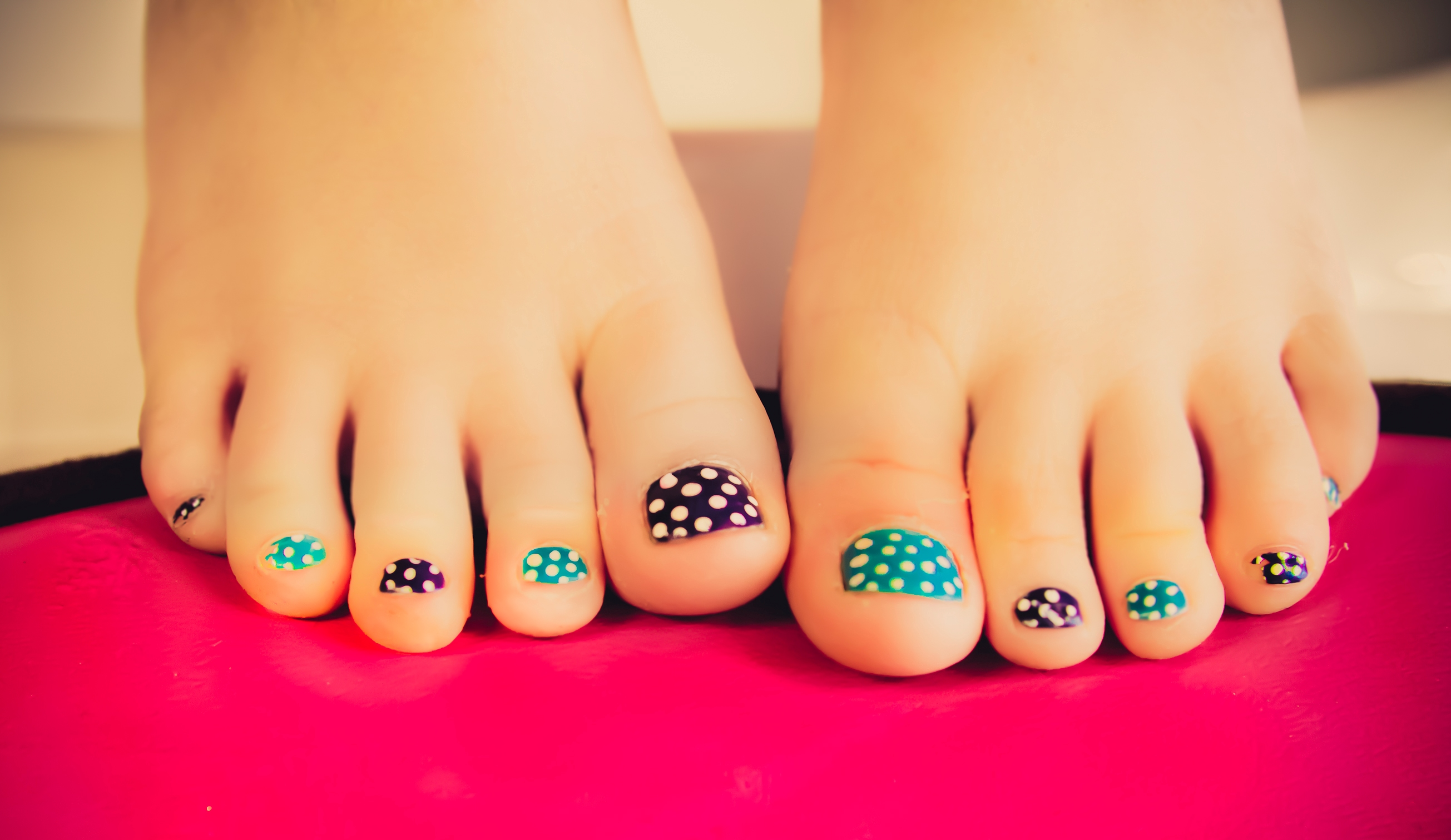 manicures & pedicures for teens | seriously spoiled