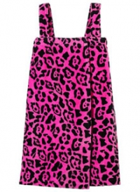 Leopard-Shower-Wrap