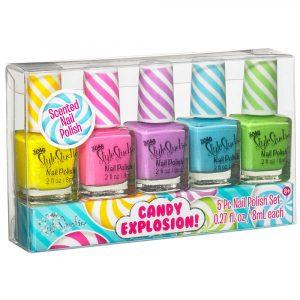 candy explosion nail polish